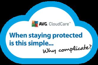 AVG Cloud Care Security